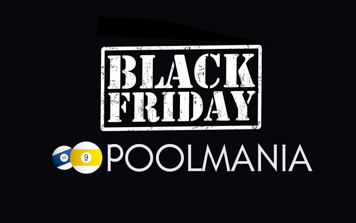 Black Friday en Poolmania