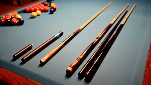 The best guide for buying a billiard cue.