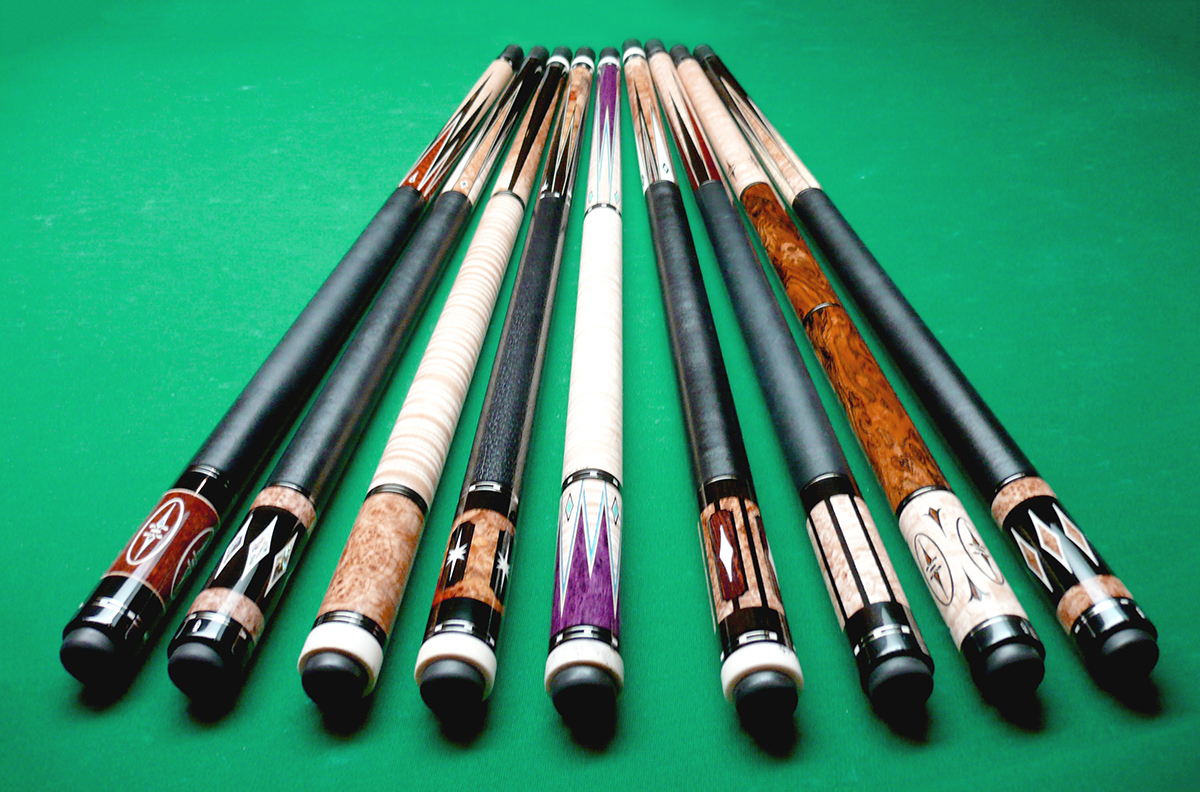 How to buy a pool cue without breaking the bank