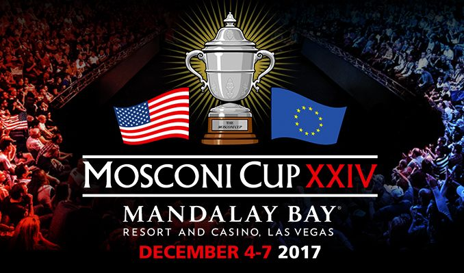 Everything you need to know about the Mosconi Cup XXIV 2017