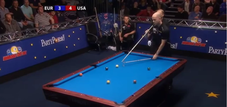 The 5 most impressive billiard plays in history