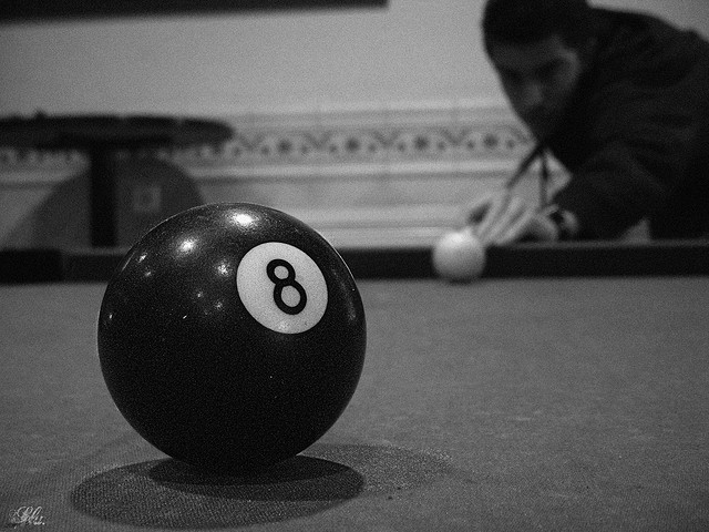 50 cheap excuses for billiard players
