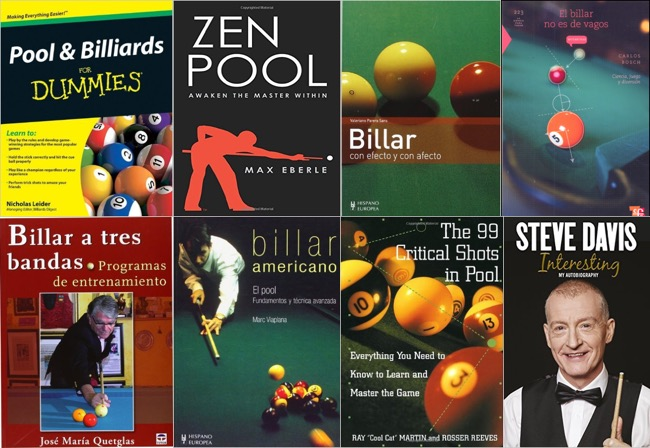 8 books which every billiardist should read