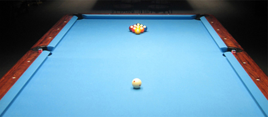 There is no good billiard without a good cloth