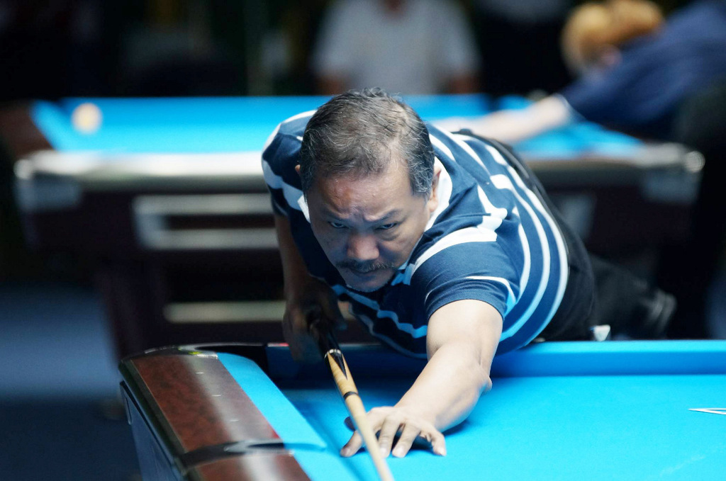 Top 7 professional pool players
